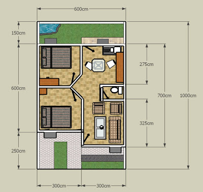 rumah minimalis 2 lantai luas 72 rumah minimalis realis